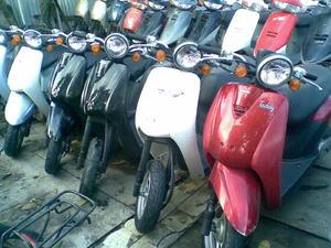 Японские скутеры, мопеды, мокики, мотороллеры б/у.  Продажа в Одессе. цены от 280 $, (Honda, Yamaha, Suzuki), мопеды