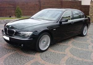 Аренда BMW 7 Series 745i Long 300-350 грн. час