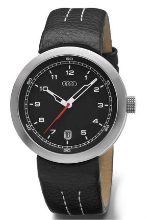 Наручные часы Audi Three-hand Watch Black