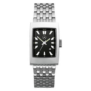 Мужские наручные часы Mercedes-Benz Mens Stainless Steel Watch