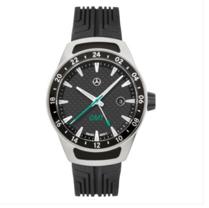 Фото: Наручные часы Mercedes-Benz Motorsport watch Black 2013