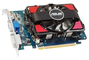 Видеокарта Asus PCI-Ex GeForce GT 630 4096MB DDR3 (128bit) (700/1100)
